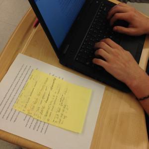 JD typing